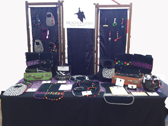 Mother Goth Market Stall